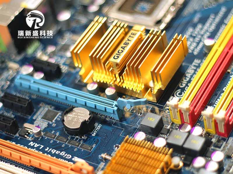 深圳市瑞新盛科技有限公司网站建设案例