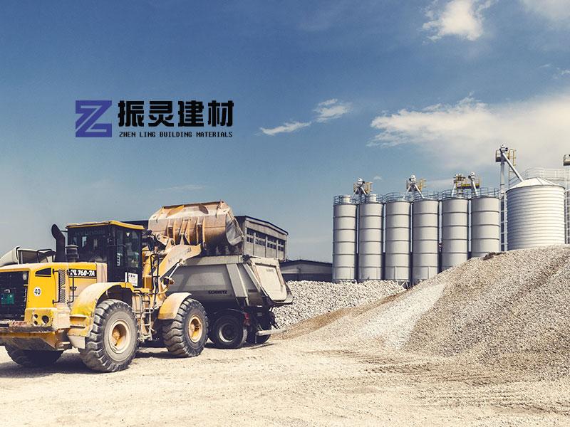 湖南振灵陶粒厂模板网站建设案例