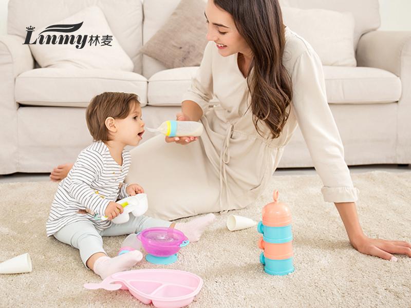 中山贝思母婴用品有限公司-林麦品牌网站建设案例